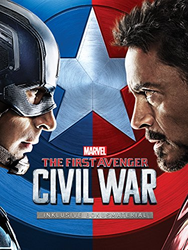 Gesamt-minuten Iron (The First Avenger: Civil War (inkl. Bonusmaterial) [dt./OV])