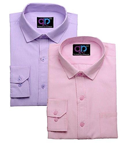 Koolpals Combo of 2 Cotton shirts