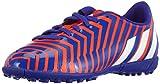 adidas Predito Instinct Turf, Jungen Fußballschuhe, Mehrfarbig (Solar Red/Ftwr White/Night Flash S15), 38 2/3 EU (5.5 Kinder UK)