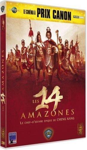 Amazonen 14 (Les 14 Amazones (Version Française))