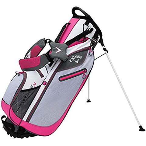Callaway Hyper 3 Lite-Sacca da golf con treppiede