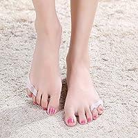 careforyou 2Silikon Fuß Massagegerät Zehenspreizer Finger Daumen Valgus Displayschutzfolie preisvergleich bei billige-tabletten.eu