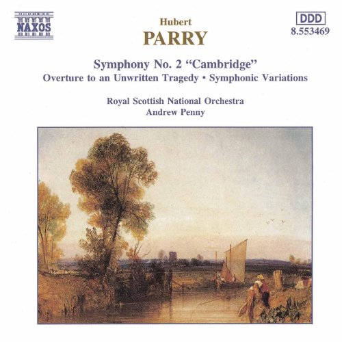 Parry: Symphony No. 2 / Symphonic Variations In E Minor