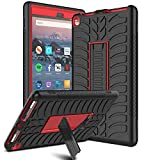 Innens for ALL-New Amazon Fire HD 8 2018/2017 Case, Hybrid