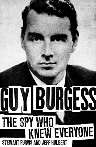 Guy Burgess Cover Image