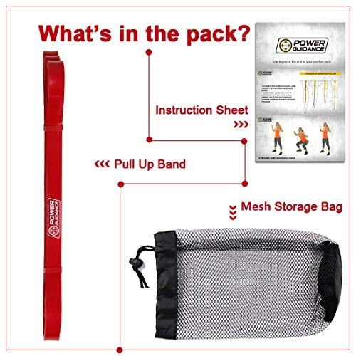 Zoom IMG-2 powerguidance resistenza band pull up