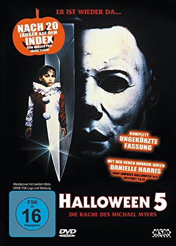 Halloween 5 [edizione: germania]