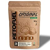 KETOFUEL Zero-Carb MCT+Coconut Oil Fat Powder - 500g (Unflavored)