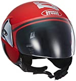 Studds Cub 07 Half Helmet (Red, L)