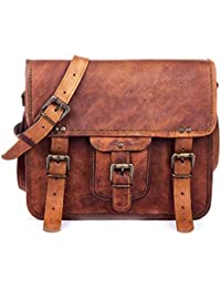 Goatter, Original Leather Girls Sling Bag…