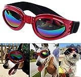 Flyfish Gafas de sol para mascotas, perros, gatos, protector solar, cortavientos