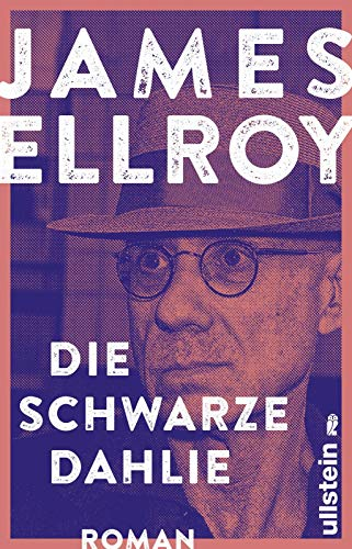 Buchseite und Rezensionen zu 'Die schwarze Dahlie' von James Ellroy