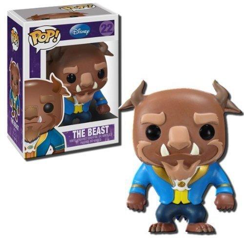 Funko Pop! Disney: The Beast Collectible figure Disney: The Beast - figuras de acción y de colección (Collectible figure, Dibujos animados, Disney: The Beast,, Vinilo, Caja)