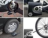 P.I. Auto Store - Premium 12V DC Tyre Air Compressor. Pump to 150 Psi Portable Digital Auto Tire Inflator. With Carry Case