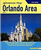 Orlando, Florida Area Street Atlas (American Map)