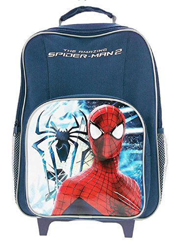 Marvel Spiderman 2 , Zaino  Bambini Blu blu