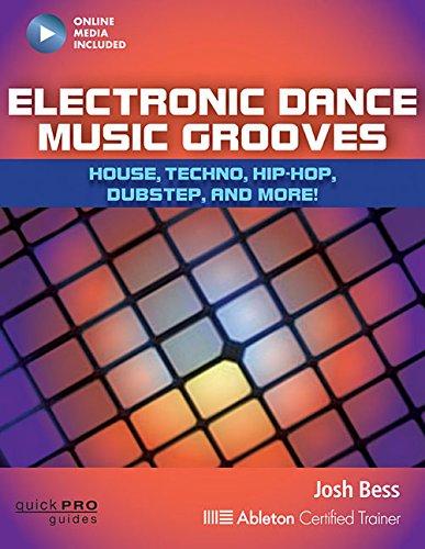 electronic-dance-music-grooves-livre-sur-la-musique-enregistrements-online-quick-pro-guides