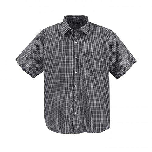 Lavecchia camicia classiche - uomo nero-bianco xxxxxl