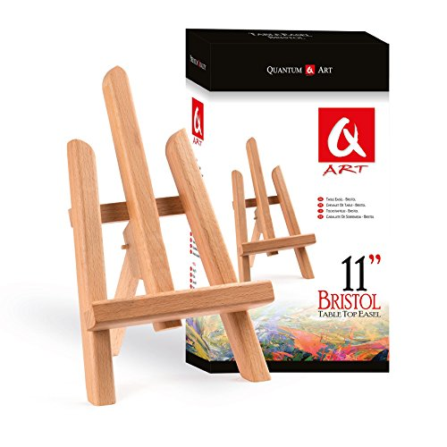 table-top-easel-270mm-bristol-beech-wood-by-quantum-art