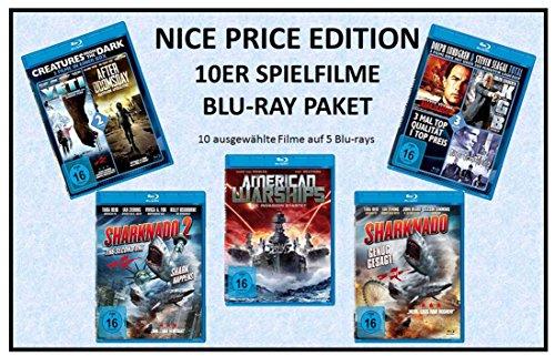Nice Price Editon: 10er Spielfilme Blu-ray Paket