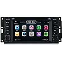 caraudio24 JVC KD-X351BT AUX USB Bluetooth MP3 Autoradio f/ür Chrysler Voyager Vision Neon Jeep Grand Cherokee Wrangler