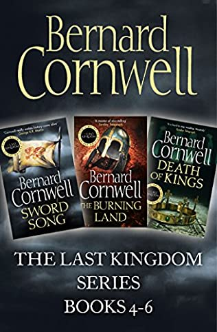 book cover of The Warrior Chronicles Books 4-6
