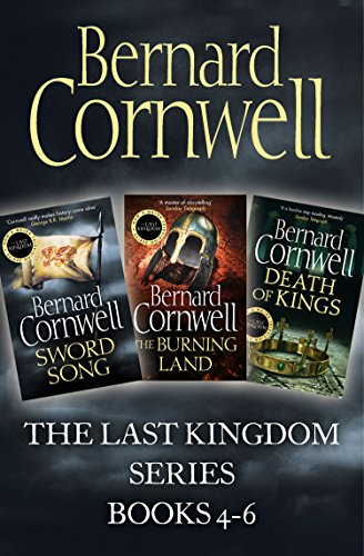 The Last Kingdom Series Books 4-6: Sword Song, The Burning Land, Death of Kings (The Last Kingdom Series) (English Edition)