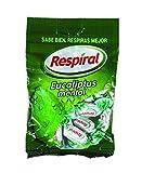 Respiral - Caramelo mentol refrescante - 150 g - , Pack de 6