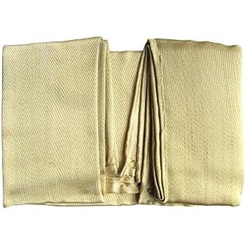 Welding Blanket 1.2m*1.8m Fire Flame Retardent Fiberglass Shield Safety Shield