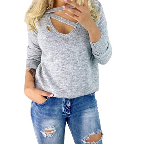 Pullover Herren Moderne Oberteile für damenschlafshirt Damen Langarm weiße Damenbluse schöne Hemden für männer Blauer Pulli Damen Sweatshirt mit Kapuze Damen günstige Oberteile für Frauen