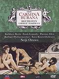 Carl Orff: Carmina Burana / Beethoven: Symphony No. 9 (Choral) [DVD] [NTSC] [2004]