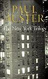 The New York Trilogy par Auster