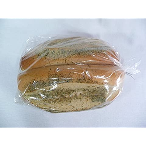 Bread Loaf Bags Heavy 2 Mil Plastic with Twisty Ties--keep Food Fresh by SourdoughBreads