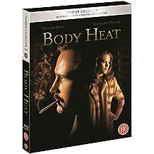 Body Heat Blu Ray + DVD + Art Cards / Region Free Blu Ray