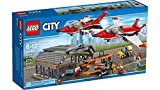 Lego City Airport Air Show, Multi Color with Free Santa's Visit
