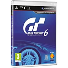 Gran Turismo 6 (PS3) [UK Import]