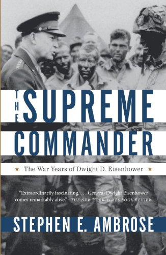 The Supreme Commander (English Edition)