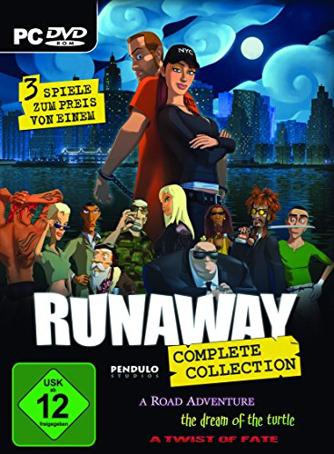 Runaway (Complete Collection) Picture