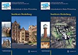 Stadtkreis Heidelberg (Denkmaltopographie Bundesrepublik Deutschland. Kulturdenkmale in Baden-Württemberg) -