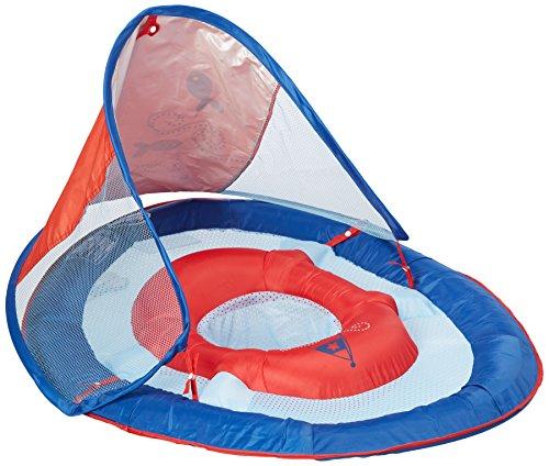 Swim Ways Baby Spring Float Himmel, Boot 9-24Monate-massiv (Boot Spielzeug, Float)