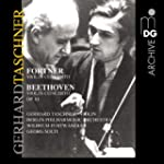 Forther: Violin Concerto; Beethoven:...