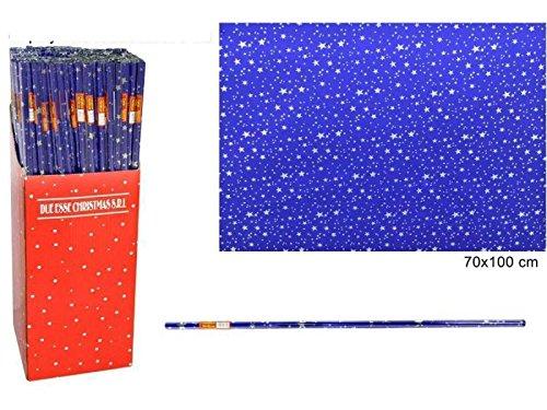 3Rollen 70x 100cm Papier Sternenhimmel Krippe Dekoration # pin17