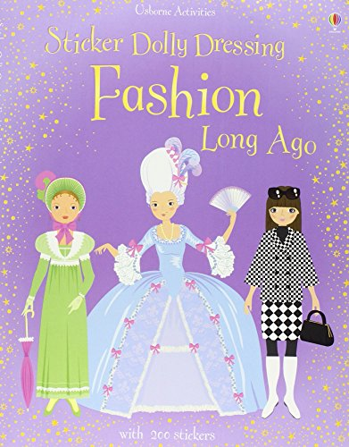 Fashion Long Ago (Sticker Dolly Dressing)
