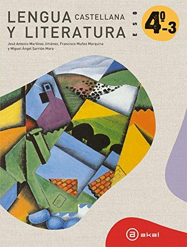Lengua castellana y literatura 4º eso libro del alumno (enseñanza secundaria)