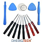 SCREEN/BATTERY/MIC/BATTERY/MOTHERBOARD REPLACEMENT TOOLS&SCREWDRIVER SET BY DHERIGTECH FOR ASUS GOOGLE NEXUS 7/ 2nd Gen