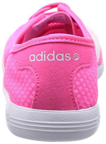 Adidas Qt Lite W, rose / blanc / bleu, 5,5-nous pink