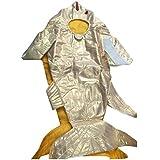 NITIN Fish Fancy Dress Costume For Kids Free Size