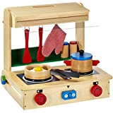 """Legler """"Professional"""" Kitchen and Food Toy"""