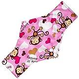 Happy Event Wiederverwendbarer Bambusstoff | Waschbares Menstruationskissen | Mama Hygienetuch Pad (B)