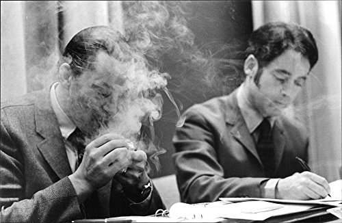 vintage-photo-of-l-mannerfelt-in-a-puff-of-smoke-next-to-phd-jan-lagergren